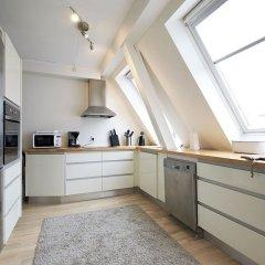 Отель Bright and Modern Apartment With a Rooftop Terrace in the Center of Copenhagen Дания, Копенгаген - отзывы, цены и фото номеров - забронировать отель Bright and Modern Apartment With a Rooftop Terrace in the Center of Copenhagen онлайн в номере