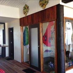 Отель Funky Fish Beach & Surf Resort Фиджи, Остров Малоло - отзывы, цены и фото номеров - забронировать отель Funky Fish Beach & Surf Resort онлайн фитнесс-зал фото 2