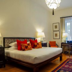 Rachamankha Hotel a Member of Relais & Châteaux комната для гостей