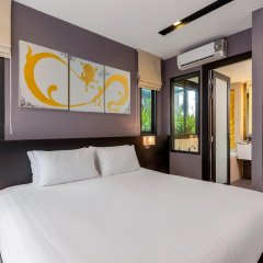 Отель The Charm Resort Phuket комната для гостей