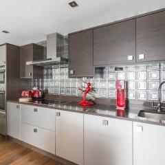 Отель onefinestay - Bloomsbury private homes в номере