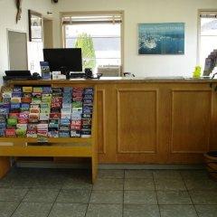 Отель 2400 Motel Канада, Ванкувер - отзывы, цены и фото номеров - забронировать отель 2400 Motel онлайн интерьер отеля фото 2