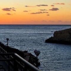 Отель Xlendi Resort & Spa Мальта, Мунксар - 2 отзыва об отеле, цены и фото номеров - забронировать отель Xlendi Resort & Spa онлайн пляж фото 2