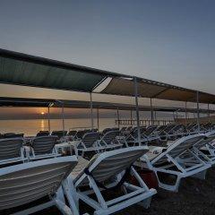 Отель Larissa Mare Beach пляж
