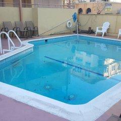 City Center Hotel Los Angeles Лос-Анджелес бассейн