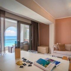 Отель Kymothoe Elite Греция, Закинф - отзывы, цены и фото номеров - забронировать отель Kymothoe Elite онлайн комната для гостей фото 4