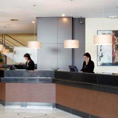Отель URH Ciutat de Mataró интерьер отеля фото 3