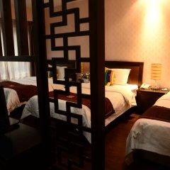 Отель Xian Century Landscape Hotel Китай, Сиань - отзывы, цены и фото номеров - забронировать отель Xian Century Landscape Hotel онлайн комната для гостей фото 2