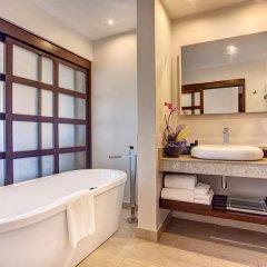 Отель Royalton White Sands All Inclusive Ямайка, Дискавери-Бей - отзывы, цены и фото номеров - забронировать отель Royalton White Sands All Inclusive онлайн ванная фото 2