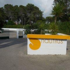 Апартаменты Nautilus Sun Apartment парковка