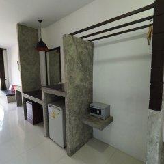 Отель Hatzanda Lanta Resort Ланта сейф в номере