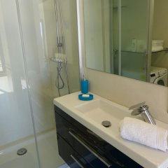 Отель Apartamento Castell - A175 Испания, Курорт Росес - отзывы, цены и фото номеров - забронировать отель Apartamento Castell - A175 онлайн ванная