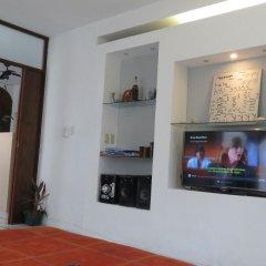 Отель Kukulcan Hostel & Friends Мексика, Канкун - отзывы, цены и фото номеров - забронировать отель Kukulcan Hostel & Friends онлайн интерьер отеля фото 2