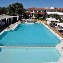 Отель Antigoni Beach Resort бассейн