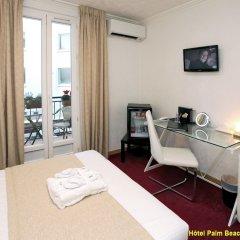 Отель Palm Beach Франция, Канны - отзывы, цены и фото номеров - забронировать отель Palm Beach онлайн удобства в номере
