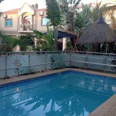Отель Planet Lodge 2 Габороне бассейн