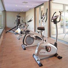 Отель Marins Cala Nau фитнесс-зал фото 2