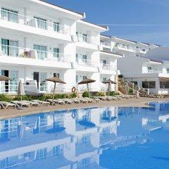 Отель Apartamentos HSM Calas Park - All Inclusive бассейн фото 3