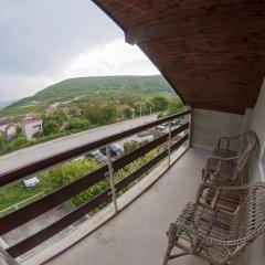 Отель Sluncho Guest House Болгария, Балчик - отзывы, цены и фото номеров - забронировать отель Sluncho Guest House онлайн балкон