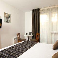 Отель Sejours & Affaires Paris-Ivry Франция, Иври-сюр-Сен - 4 отзыва об отеле, цены и фото номеров - забронировать отель Sejours & Affaires Paris-Ivry онлайн комната для гостей фото 4