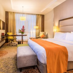Отель Holiday Inn Jeddah Gateway комната для гостей