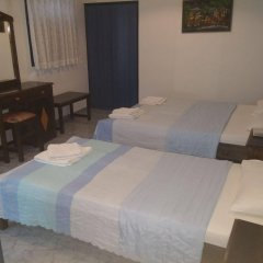 Отель Roula Villa Греция, Остров Санторини - отзывы, цены и фото номеров - забронировать отель Roula Villa онлайн комната для гостей фото 5