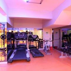 DeLuxe Golden Horn Sultanahmet Hotel фитнесс-зал фото 4