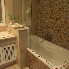 Отель Hasdrubal Thalassa & Spa Djerba Тунис, Мидун - 1 отзыв об отеле, цены и фото номеров - забронировать отель Hasdrubal Thalassa & Spa Djerba онлайн ванная