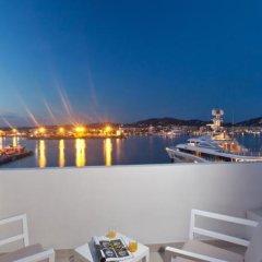 Отель Hostal La Marina Испания, Ивиса - отзывы, цены и фото номеров - забронировать отель Hostal La Marina онлайн балкон
