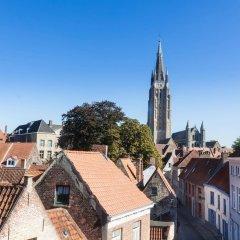 Отель Goezeput Бельгия, Брюгге - отзывы, цены и фото номеров - забронировать отель Goezeput онлайн балкон