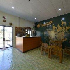 Отель Mya Kyun Nadi Motel интерьер отеля