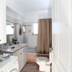 Отель Unique flat with sea view ванная