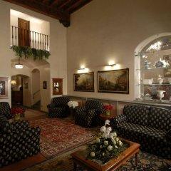 Отель Degli Orafi интерьер отеля