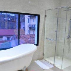 Отель Green Mango Ханой ванная