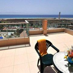 Отель Stella Jandia балкон
