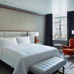 Отель London Marriott Hotel County Hall Великобритания, Лондон - 1 отзыв об отеле, цены и фото номеров - забронировать отель London Marriott Hotel County Hall онлайн комната для гостей фото 3