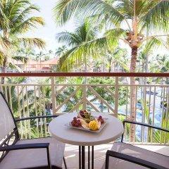 Отель Majestic Colonial Punta Cana балкон