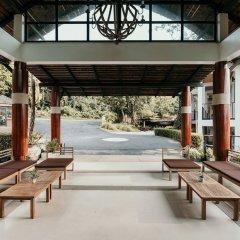 Отель The Mangrove Panwa Phuket Resort спа