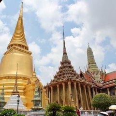 Vivit Hostel Bangkok балкон
