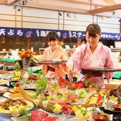 Отель Kinugawa Gyoen Япония, Никко - отзывы, цены и фото номеров - забронировать отель Kinugawa Gyoen онлайн питание фото 3