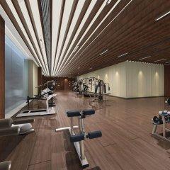 Отель Hyatt Regency Xi'an фитнесс-зал фото 2
