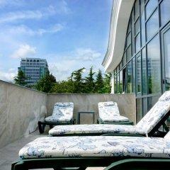 Гостиница Усадьба Приморский парк в Алуште 2 отзыва об отеле, цены и фото номеров - забронировать гостиницу Усадьба Приморский парк онлайн Алушта приотельная территория