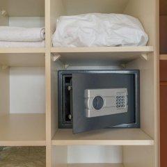 Апартаменты P&O Apartments Arkadia сейф в номере