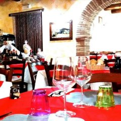 Отель Valle Tezze Каша гостиничный бар