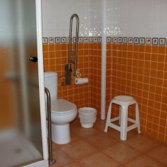 Отель Pensión Doña Trinidad ванная