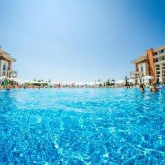 Отель Prestige Mer D'azur Свети Влас бассейн