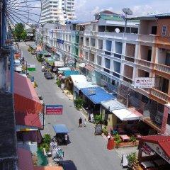 Отель Bayleaves Guesthouse Таиланд, Паттайя - отзывы, цены и фото номеров - забронировать отель Bayleaves Guesthouse онлайн балкон