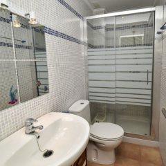 Отель Dunasol Испания, Олива - отзывы, цены и фото номеров - забронировать отель Dunasol онлайн ванная фото 2