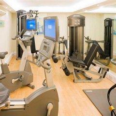 Отель Novotel Birmingham Airport фитнесс-зал