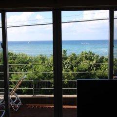 Отель Cottage Seaside Центр Окинавы пляж